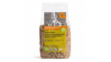 Penne integrali di grano duro biologico 500gr