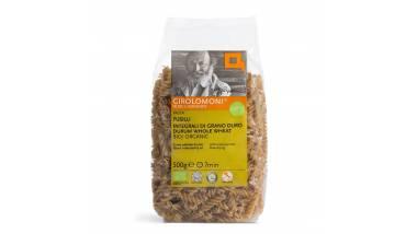 Fusilli integrali di grano duro biologico 500gr