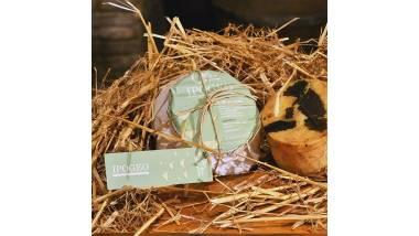 Pecorino Ipogeo affinato con erba aromatica