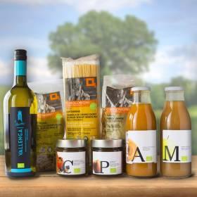 Regalati gusto e salute con questa selezione di prodotti biologici