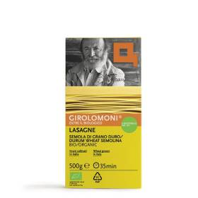 Lasagne - grano duro biologico 500gr