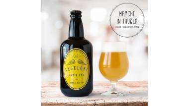 Mater Dea  - Birra Golden Ale - Birrificio Angeloni