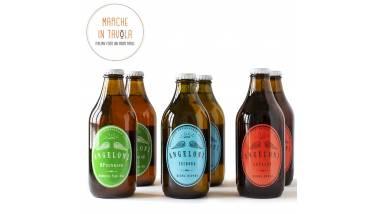 Birra Artigianale Angeloni - Degustazione 33cl