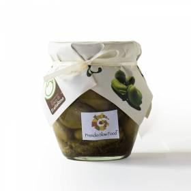 Fave di Fratterosa con aglio finocchietto selvatico