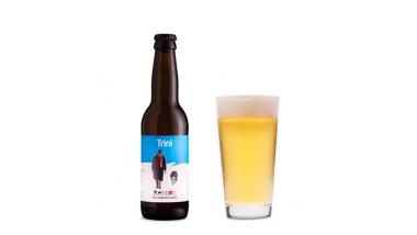 Birra artigianale chiara - Trini