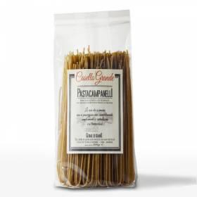 Spaghetti integrali trafilati al bronzo - macinati a pietra