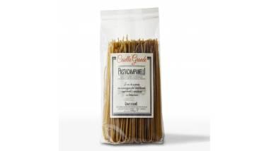 Spaghetti integrali di grano duro macinata a pietra- Trafilata al bronzo