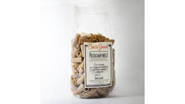 Rigatoni integrali di grano duro macinata a pietra- Trafilata al bronzo