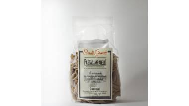 Penne integrali di grano duro macinata a pietra- Trafilata al bronzo