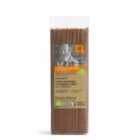 spaghetti di farina di farro integrale bio