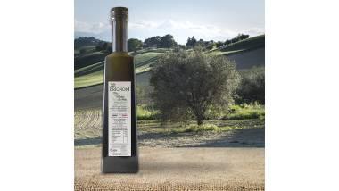 Olio Extravergine di Oliva in bottiglia 50cl. Frantoio Brignoni