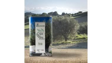 Olio Extravergine di Oliva in Lattina  Frantoio Brignoni