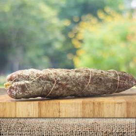 Salame nostrano con Lardello - Prodotti Tipici Marchigiani