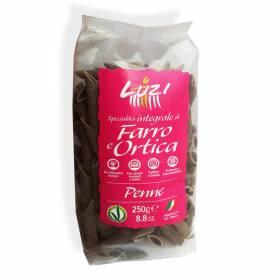 Vendita online penne con farina di Farro e Ortica - Vegan ok