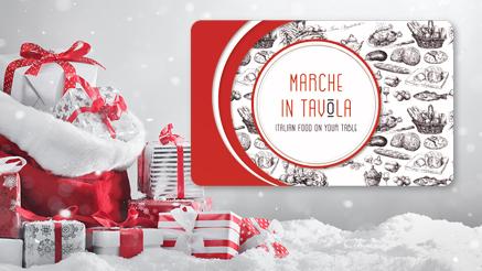 Gift Card Cesti Regalo Natalizi