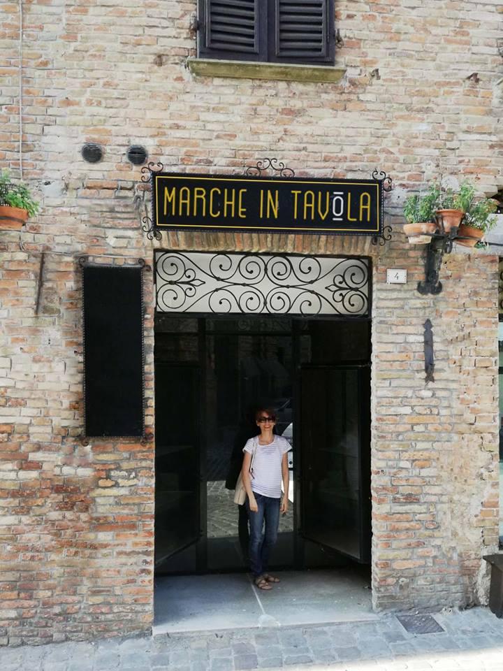 Immagine chi siamo marche in Tavola