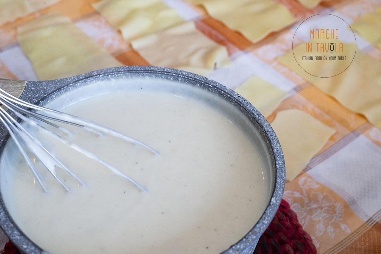 Addensare la salsa