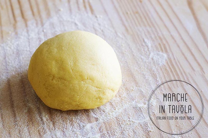 Tagliatelle al tartufo fatte in casa