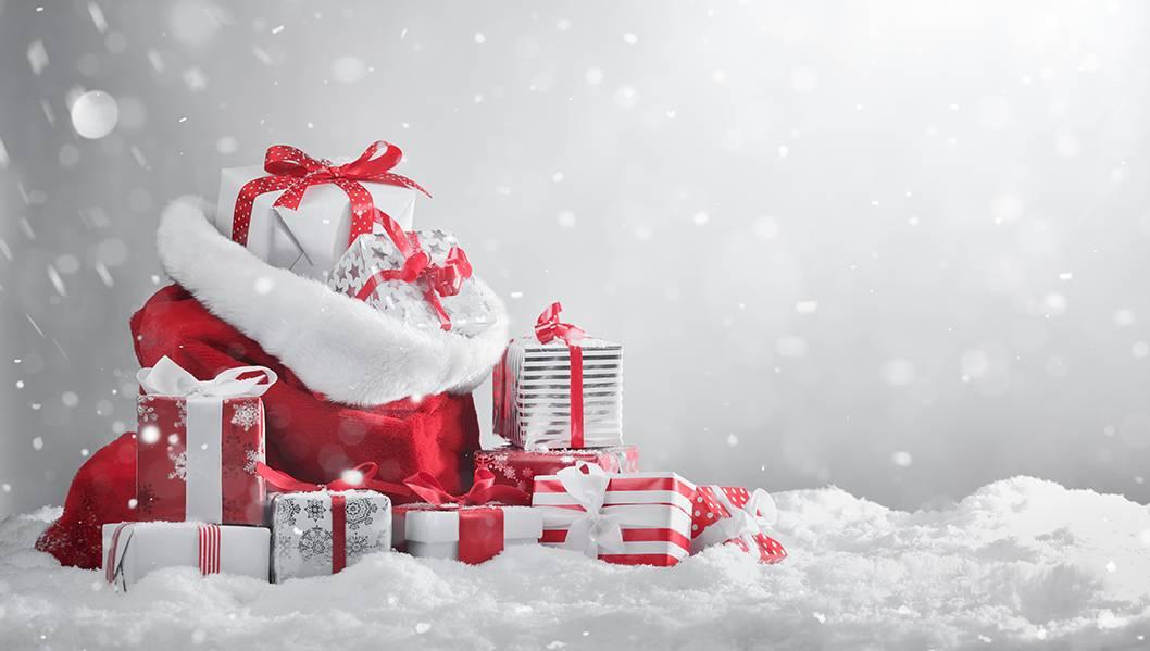 Cesti regalo e composizioni Natalizie