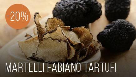 Martelli Fabiano prodotti al tartufo