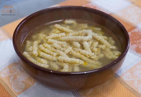 I passatelli - ricetta tradizionale Marchigiana