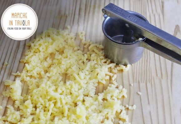 Gnocchetti di Patate | Ricetta base tradizionale Marchigiana